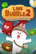Line Bubble 2: The Adventure of Cony Android Mobile Phone Game