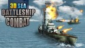 Sea Battleship Combat 3D Android Mobile Phone Game