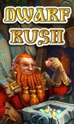 Dwarf Rush: Match3 Android Mobile Phone Game