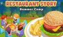 Restaurant Story: Summer Camp Android Mobile Phone Game