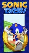 Sonic Dash QMobile NOIR A8 Game