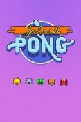 Splash Pong QMobile A6 Game
