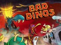 Bad Dinos Android Mobile Phone Game