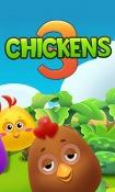 Chicken Crush 3 QMobile A6 Game