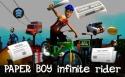 Paper Boy: Infinite Rider QMobile A6 Game
