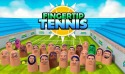Fingertip Tennis Android Mobile Phone Game