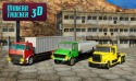 Modern Trucker 3D Android Mobile Phone Game