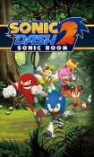Sonic Dash 2: Sonic Boom Android Mobile Phone Game
