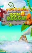 Jurassic Dino Digger: Dash Android Mobile Phone Game