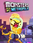 Monsters Ate My Metropolis Android Mobile Phone Game