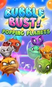 Bubble Bust! Popping Planets Samsung Galaxy Ace Duos S6802 Game