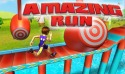 Amazing Run 3D QMobile NOIR A2 Game