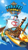 Pirates Storm: Naval Battles Android Mobile Phone Game