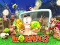 Worms 3 Samsung Galaxy Pocket S5300 Game