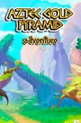 Aztec Gold Pyramid: Adventure Android Mobile Phone Game