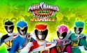 Saban's power Rangers: Dino Charge. Rumble Android Mobile Phone Game