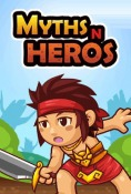 Myths N Heros: Idle Games Android Mobile Phone Game