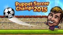 Puppet Soccer Champions 2015 HTC Desire 300 Game