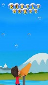 Bubble Words Android Mobile Phone Game
