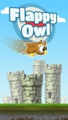 Flappy Owl Android Mobile Phone Game