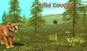 Wild Cougar Sim 3D Android Mobile Phone Game