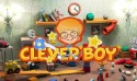 Clever Boy: Puzzle Challenges Android Mobile Phone Game
