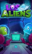 Los Aliens Android Mobile Phone Game