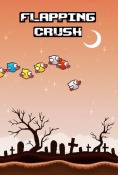 Flapping Crush: Halloween Bird Android Mobile Phone Game
