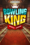 Bowling King: World League Android Mobile Phone Game
