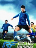 Real Football 2016 Java Mobile Phone Game