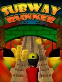 Subway Runner Nokia C3-01 Gold Edition Game