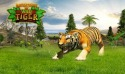 Adventures Of Wild Tiger Android Mobile Phone Game
