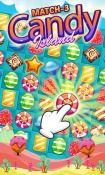 Candy Island: Match-3 QMobile NOIR A2 Classic Game