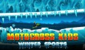 Motocross Kids: Winter Sports Android Mobile Phone Game