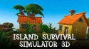 Island Survival Simulator 3D Android Mobile Phone Game
