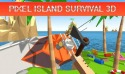 Pixel Island Survival 3D Android Mobile Phone Game