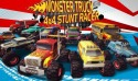 Monster Truck 4x4 Stunt Racer Android Mobile Phone Game