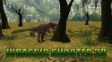 Jurassic Shooter 3D Android Mobile Phone Game