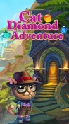Cat Diamond Adventure Android Mobile Phone Game