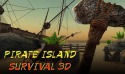 Pirate Island Survival 3D Android Mobile Phone Game