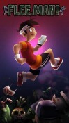 Flee, Man! The Zombie Runner Android Mobile Phone Game