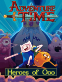 Adventure Time: Heroes Of Ooo Sony Ericsson W995 Game