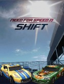 Need For Speed: Shift 2D LG A350 Game