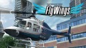 Helicopter Simulator 2016. Flight Simulator Online: Fly Wings Android Mobile Phone Game