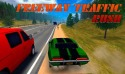Freeway Traffic Rush Android Mobile Phone Game