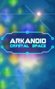 Arkanoid: Crystal Space QMobile Noir A6 Game