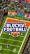 Blocky Football Android Mobile Phone Game