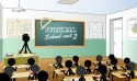 Stickman: School Evil 2 Android Mobile Phone Game