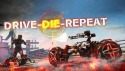 Drive-die-repeat: Zombie Game Android Mobile Phone Game