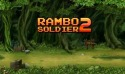 Soldiers Rambo 2: Forest War QMobile NOIR A5 Game
